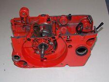 Jonsered 621 Used chainsaw parts crankcase crankshaft 504071075 Box 419