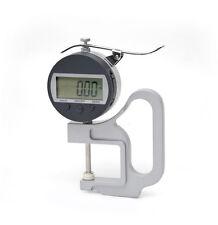 25mm Digital- Dickenmessgerät 0.01mm Auflösung 30mm Kehle 12 Monate Garantie