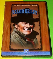 VALOR DE LEY / True Grit - John Wayne / Henry Hathaway - Precintada