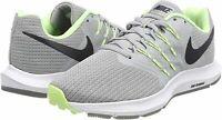 Men's Nike Run Swift Running Shoes 908989 008 Wolf Grey Size 11.5 CUSHIONED