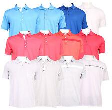 Cotton Blend Short Sleeve Golf Shirts & Tops for Men