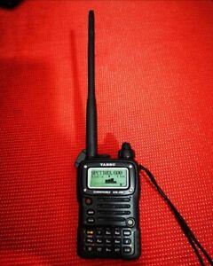 YAESU VX-7R 50/144/430mhz convenient  amateur radio transceiver