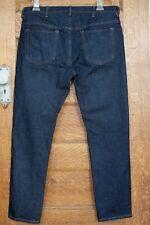 Bla Konst Acne Studios North Indigo Denim mens jeans 34x34 34X27 made in Italy