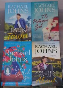 4 x Rachael Johns Books - International Bestselling Author