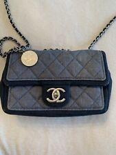Chanel Denim Classic Flap Bag