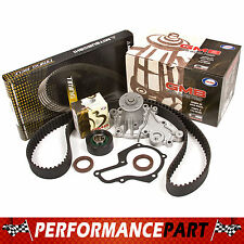 Chevrolet Sprint Suzuki Samurai Sidekick 1.3L G13A Timing Belt Kit + Water Pump
