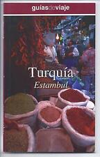 Guía de Turquía. Estambul. Guía de viajes Guide of Turkey. Istanbul.