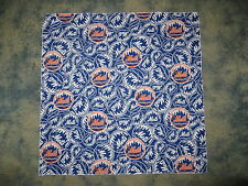 "MLB NEW YORK METS BASEBALL HEAD BANDANA --  22 1/2"" HEAD BANDANA"