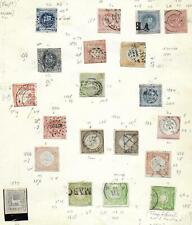 Peru stamps Collection of 20 CLASSIC stamps HIGH VALUE!