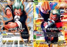 TB2-062 Holo Card Dragon Ball Super CCG Mint Foil Risque Ranfan