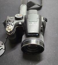 Fujifilm FinePix S 14 Megapixels , 30x Digital Camera Model S4000A Black Tested