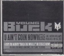 young buck u ain't goin nowhere cd promo produced by dr. dre