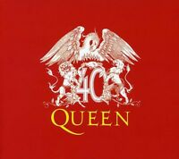 Queen - 40 Limited Edition Collector's Box Set #3 [New CD]