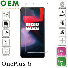 Premium Screen Protector For OnePlus 6 1+6 Tempered Glass Genuine Guard Film