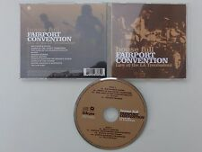 CD ALBUM house full FAIRPORT CONVENTION Live at the LA Troubadour IMCD 289