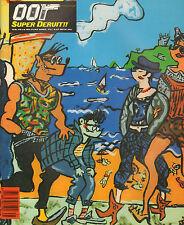 MAGAZINE OOR 1985 nr. 13/14 - RAMONES / BRUCE SPRINGSTEEN (DE KUIP) / JAMES BOND