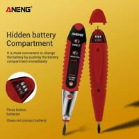 ANENG AC/DC LCD Digital Display Voltage Test Pen Electrical Screwdriver Pen