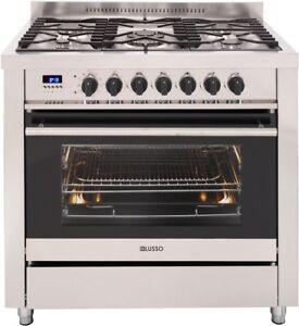 Kitchen Appliance 90cm Freestanding Oven DiLusso #FS909G5CSD
