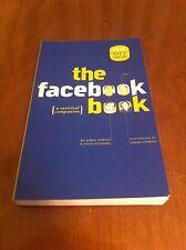 The Facebook Book A Satirical Companion Etiquette Ethics Friends Poke You SC Fun