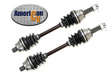 2013-2014 POLARIS SPORTSMAN 800 6X6 FRONT EXTREME OFF ROAD ATV CV JOINT AXLE SET