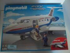 Playmobil City Action Passenger Plane Set #5395
