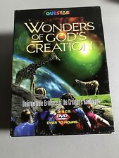 Wonders of God's Creation, Vol. 1-6 DVD's