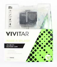 Vivitar DVR 794HD Wi-Fi 4K Waterproof Sports Action Camera with Housing