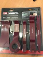 Facom Tools Bodywork Auto Door Trims Boot Trim Removal Tool Kit