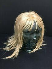 Ellen Wille ladies human hair wig. Champagne mix, mid length. (KC137Z)