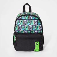 LICENSED Minecraft MOJANG Creeper Character Mini Backpack Bag
