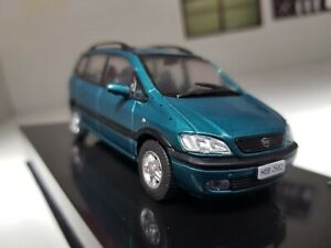 1:43 Scale Vauxhall Zafira T98 Opel 2001 Chevrolet Holden Diecast Model Car