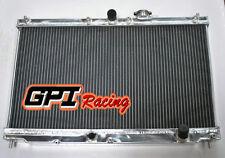 Aluminum Radiator for HONDA ACCORD 1990 -1993 1991 1992 / PRELUDE 92-96 MANUAL