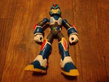"2005 JAZWARES--MEGAMAN--6"" COMMAND MISSION X FIGURE (LOOK)"