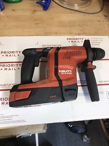 Hilti TE 6-A36 Hammer Drill with Battery, Avr