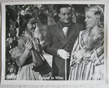 AF / lobby card  Falstaff in Wien  1940  Gusti Wolf, W.Albach-Retty, L.Holzschuh