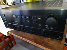 RARE LUXMAN A-383 INTEGRATED AMPLIFIER -POWERHOUSE-GREAT CONDITION
