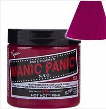 MANIC PANIC -- HOT HOT PINK -- HAIR DYE  118 ML x 2  (DUO)