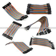 1020cm Multi Dupont Male To Female Breadboard Jumper Wire Raspberry Pi Arduino