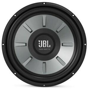 """1 JBL Stage 1210 Caisson de Basse 30,00 CM 12 """" Individuelle Bobine 2 """" 4 Ohm"""