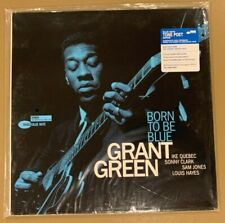 Grant Green BORN TO BE BLUE Blue Note Tone Poet 180g Audiophile Vinyl LP SEALED