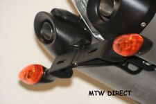R&G RACING BLACK TAIL TIDY Yamaha YZF-R1 (2008)