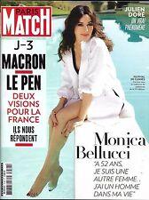PARIS MATCH N°3546 4 MAI 2017  BELLUCCI_PRESIDENTIELLE: MACRON-LE PEN_DORE_TRUMP
