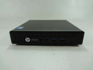 HP ProDesk 600 G1 Desktop PC 2.2GHz Intel Core i7 8GB RAM 320GB HDD Windows 10