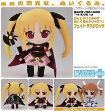 Nanoha Fate Testarossa Nendoroid Plus Plush doll 11