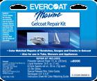 Evercoat Seacare Gelcoat Repair Kit Fiberglass Boat Bathtub Countertop 108000
