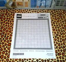 Lego Original Bauanleitung für Mosaic Tiger k34434 Neu