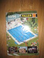 Catalogo Faller 93/94