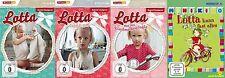 Lotta - Astrid Lindgren - 4 DVD Pack