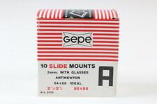 Gepe Diarahmen mit Glas 54x68 10 Stück