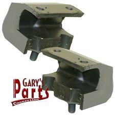 Engine/Motor Mounts (L&R) Ford  GALAXIE  (1959-60-61-62) w/352 cu.in. (USA MADE)